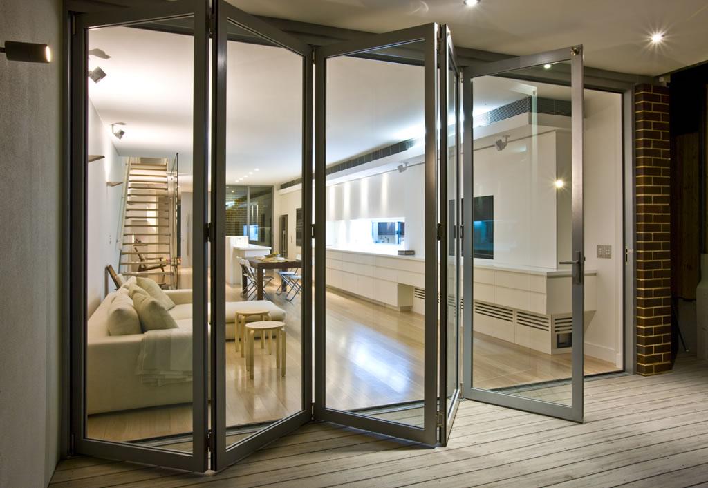 Aluminium-Bifold-doors