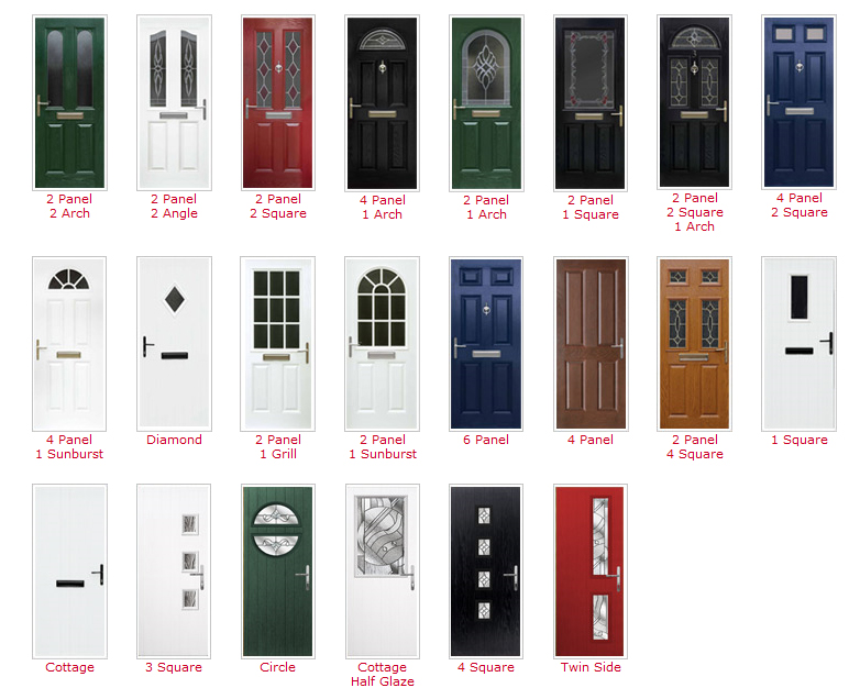 Composite Doors Affordable Home Improvements