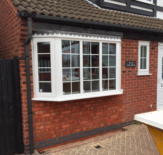 Double glazing leicester affordable home improvements for Affordable windows