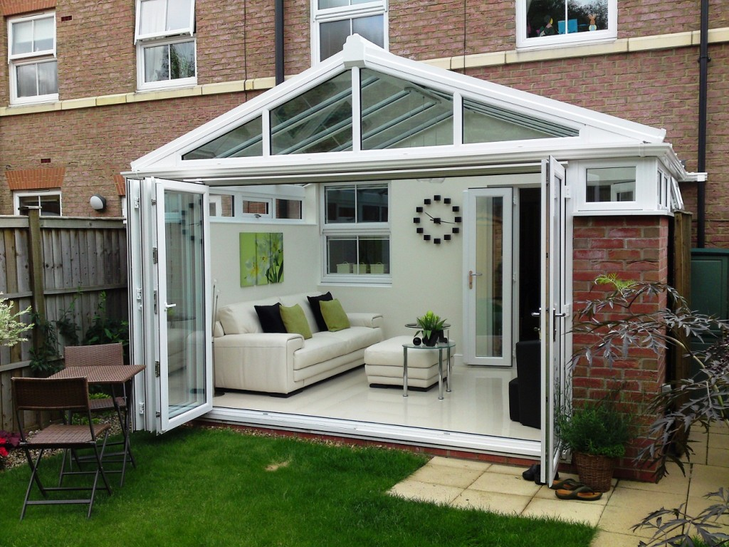 Conservatory leicester - Gable Design
