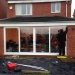 4 pane patio door in fleckney leicestershire