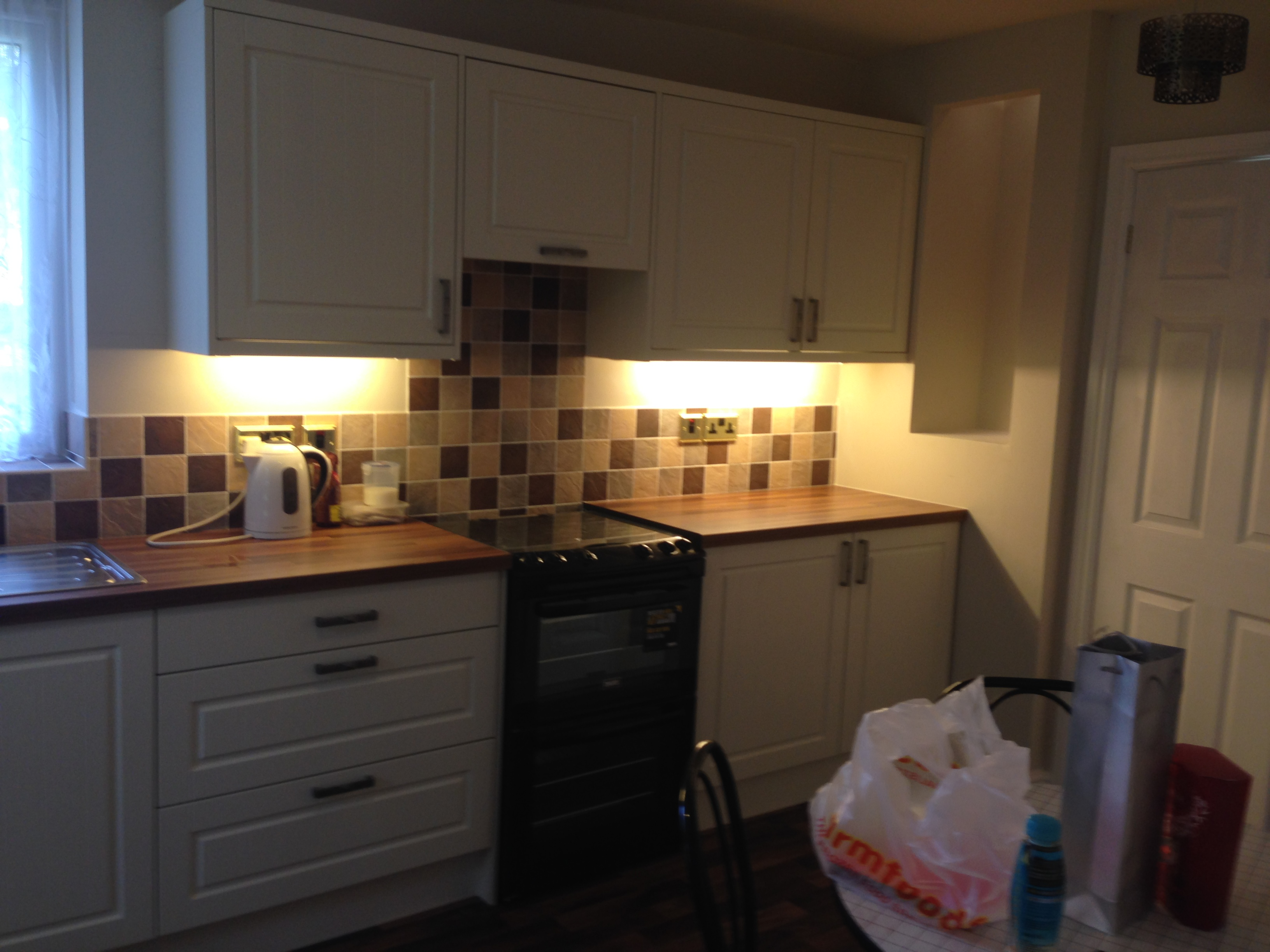 Coventry kitchens and bathrooms - New Kitchen Bathroom Tile Hill Coventry Affordable Home Improvements Customer Review