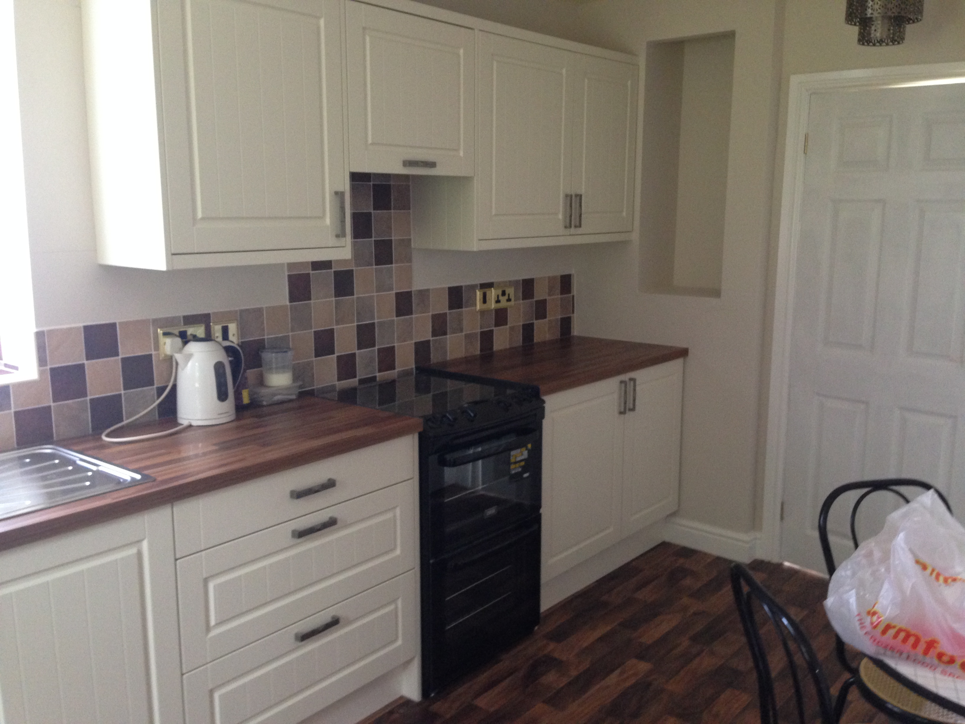 Coventry kitchens and bathrooms - Affordable Home Improvements Fitted Kitchen